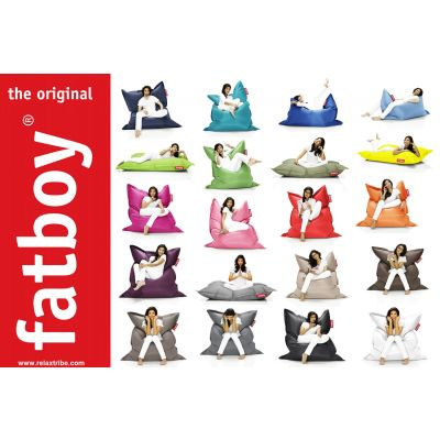 Puff: FATBOY-THE ORIGINAL - Todas as Cores