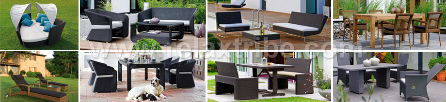 STERN Outdoor Furniture Collections